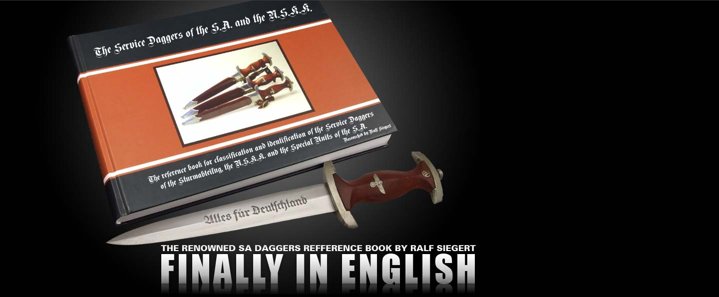 The S.A. Daggers book is finally available in english